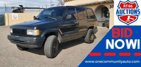 1993 Isuzu Trooper for sale at One Community Auto LLC in Albuquerque NM