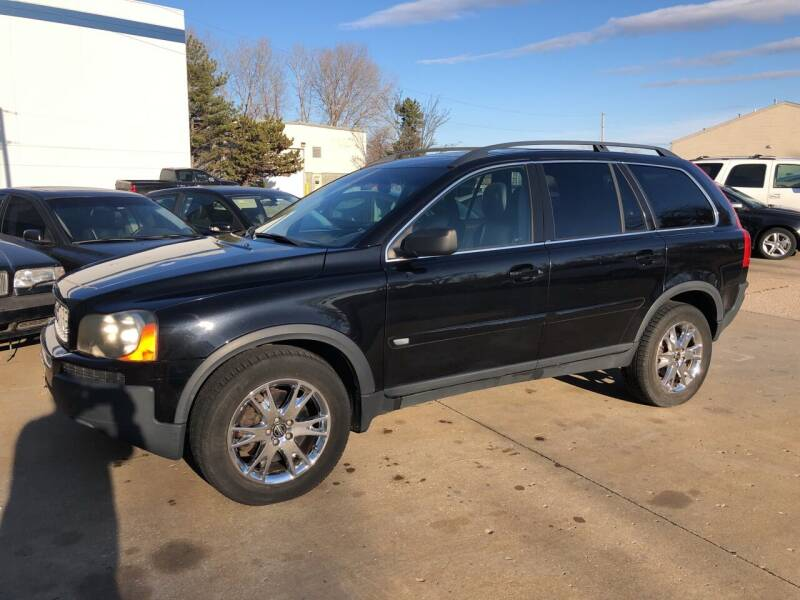2006 Volvo XC90 for sale at UNIVERSITY FOREIGN CAR LLC in Bridgeton MO