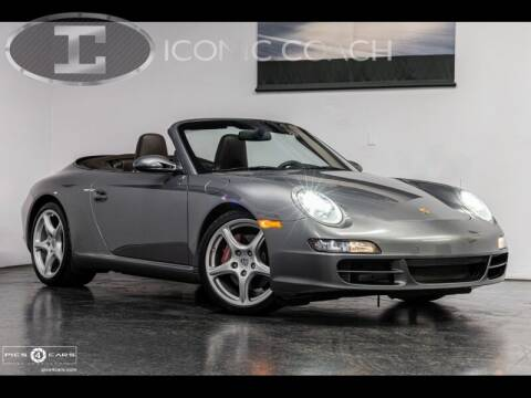2007 Porsche 911 for sale at Iconic Coach in San Diego CA