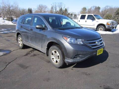 2013 Honda CR-V for sale at Virtue Motors in Darlington WI