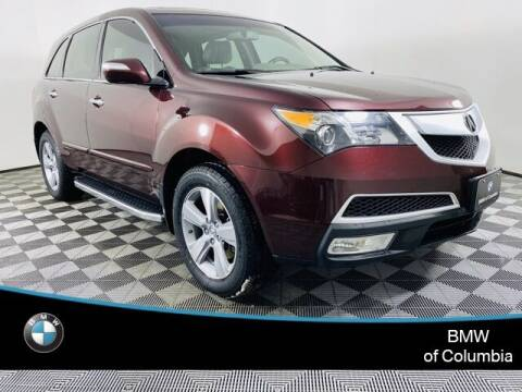 2011 Acura MDX for sale at Preowned of Columbia in Columbia MO