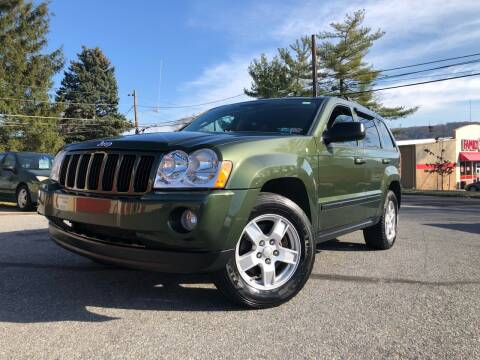 2007 Jeep Grand Cherokee for sale at Keystone Auto Center LLC in Allentown PA