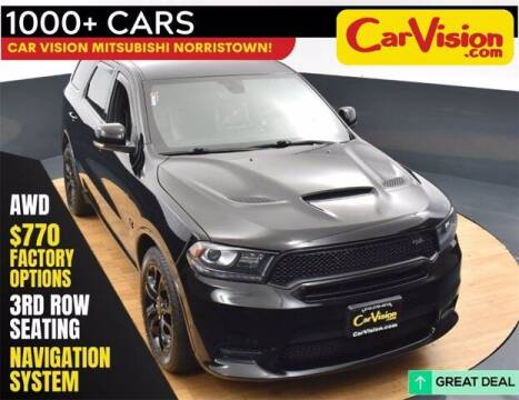 2019 Dodge Durango for sale at Car Vision Buying Center in Norristown PA