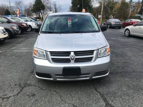 2009 Dodge Grand Caravan for sale at Certified Motors in Bear DE
