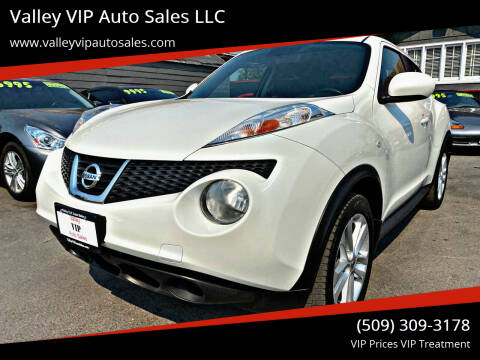 2013 Nissan JUKE for sale at Valley VIP Auto Sales LLC - Valley VIP Auto Sales - E Sprague in Spokane Valley WA