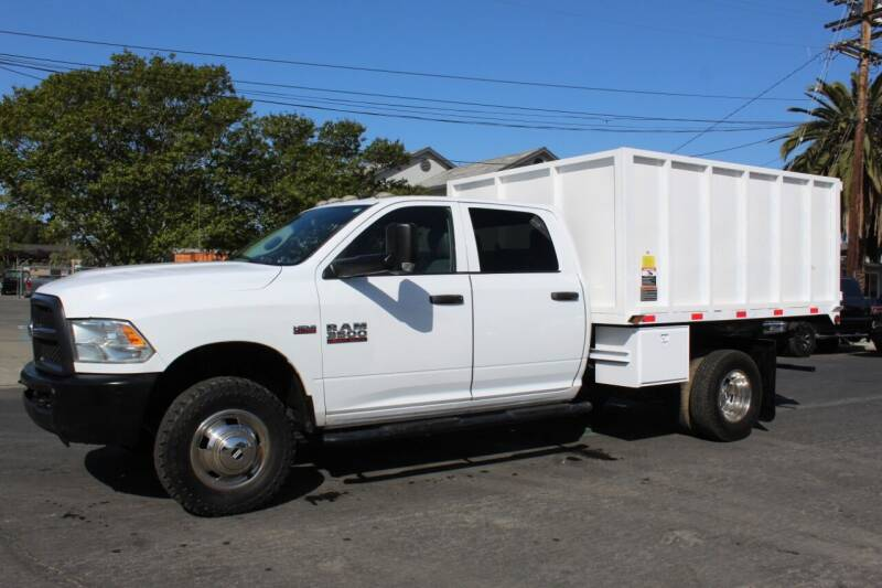 2015 RAM Ram Chassis 3500 for sale at CA Lease Returns in Livermore CA