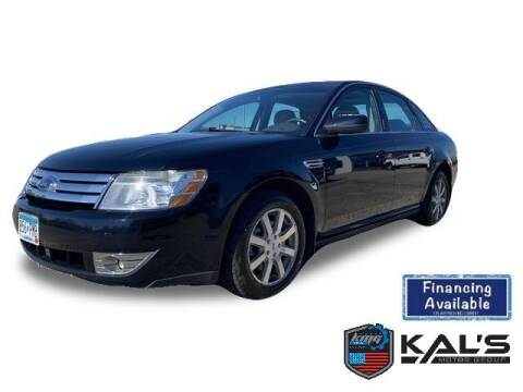 2008 Ford Taurus for sale at Kal's Kars - CARS in Wadena MN