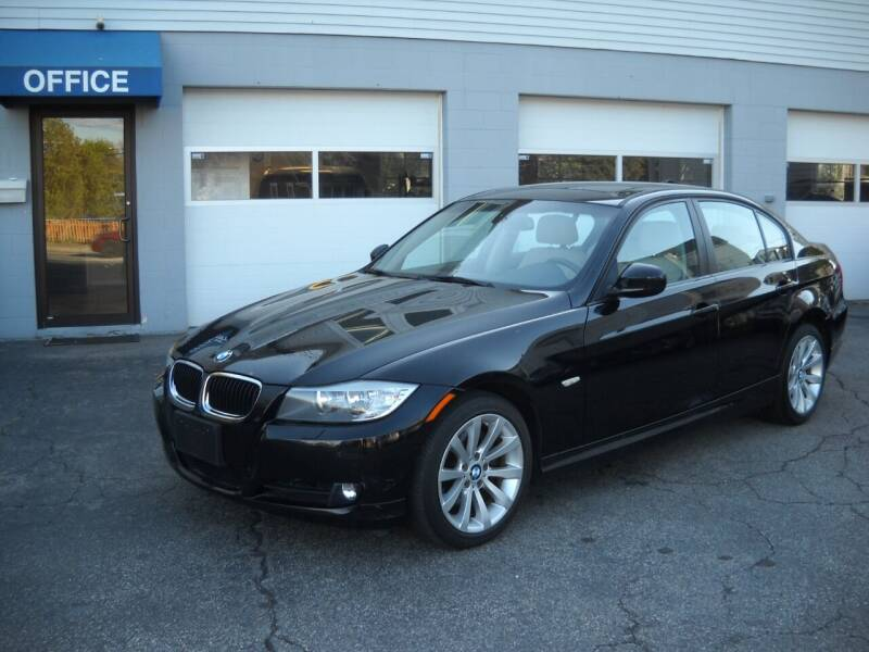 2011 BMW 3 Series for sale at Best Wheels Imports in Johnston RI