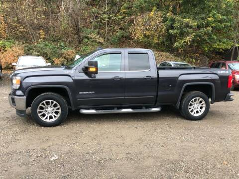 2015 GMC Sierra 1500 for sale at Compact Cars of Pittsburgh in Pittsburgh PA