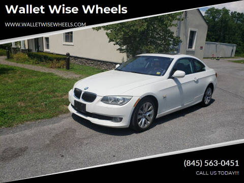 2011 BMW 3 Series for sale at Wallet Wise Wheels in Montgomery NY
