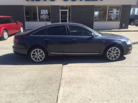 2010 Audi A6 for sale at Truck and Auto Outlet in Excelsior Springs MO