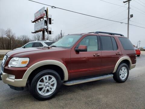2010 Ford Explorer for sale at Aaron's Auto Sales in Poplar Bluff MO