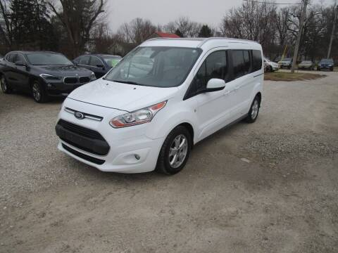 2016 Ford Transit Connect Wagon for sale at Dunlap Motors in Dunlap IL