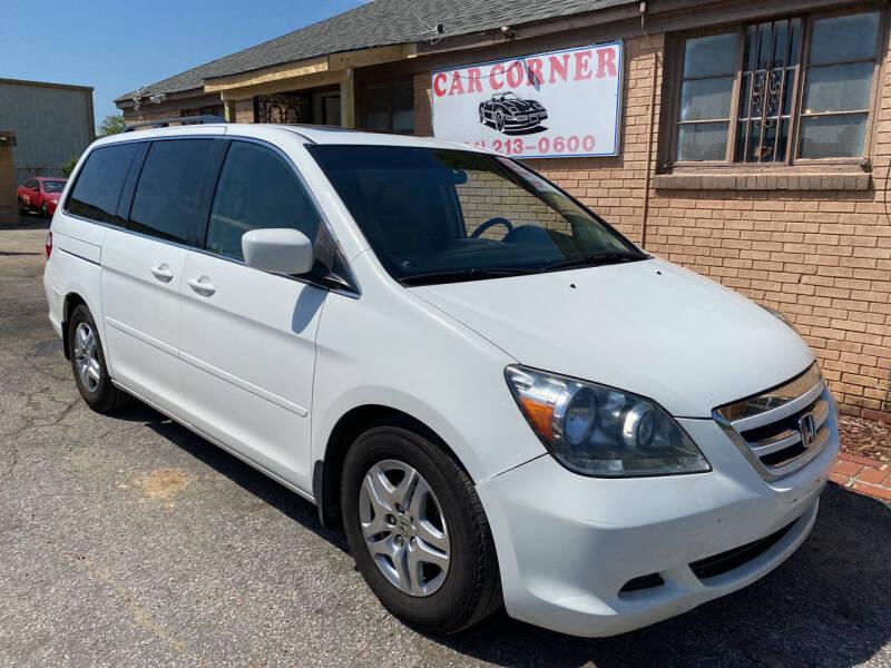 2007 Honda Odyssey for sale at Car Corner in Memphis TN