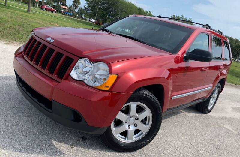 2010 Jeep Grand Cherokee for sale at PennSpeed in New Smyrna Beach FL
