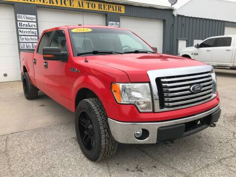 2012 Ford F-150 for sale at Northland Auto in Humboldt IA