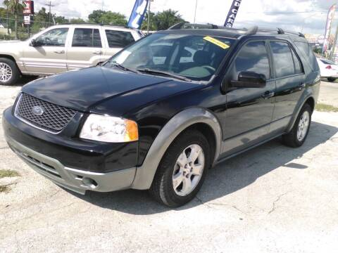 2007 Ford Freestyle for sale at Warren's Auto Sales, Inc. in Lakeland FL