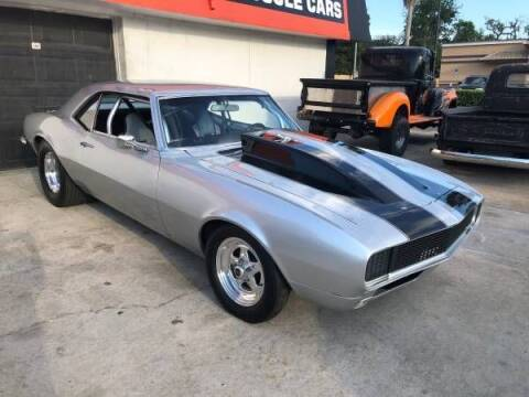 1967 Chevrolet Camaro for sale at Classic Car Deals in Cadillac MI