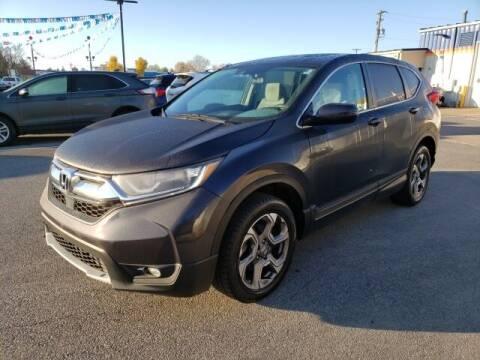 2017 Honda CR-V for sale at Hi-Lo Auto Sales in Frederick MD