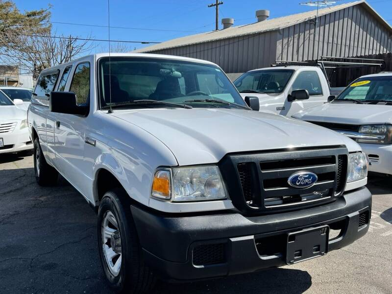 2007 Ford Ranger for sale at River City Auto Sales Inc in West Sacramento CA
