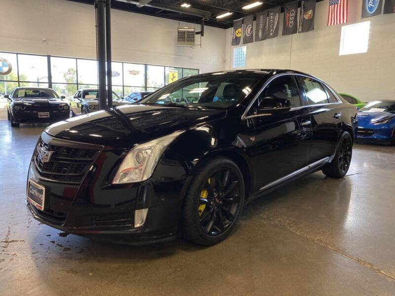 2017 Cadillac XTS for sale at CarNova in Sterling Heights MI