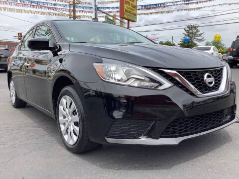 2019 Nissan Sentra for sale at Active Auto Sales in Hatboro PA