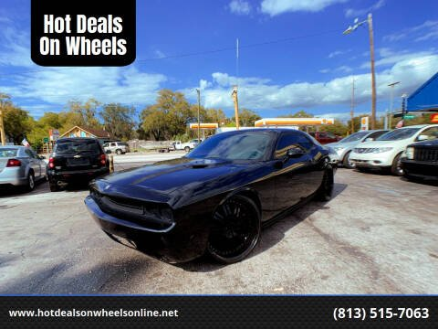 2010 Dodge Challenger for sale at Hot Deals On Wheels in Tampa FL