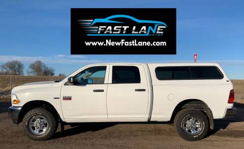 2011 RAM Ram Pickup 2500 for sale at FAST LANE AUTOS in Spearfish SD