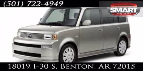 2006 Scion xB for sale at Smart Auto Sales of Benton in Benton AR