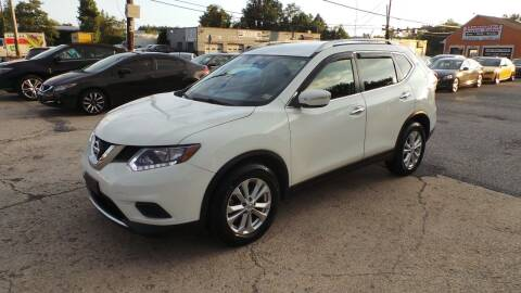 2015 Nissan Rogue for sale at Unlimited Auto Sales in Upper Marlboro MD