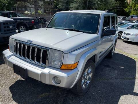 2007 Jeep Commander for sale at SNS AUTO SALES in Seattle WA