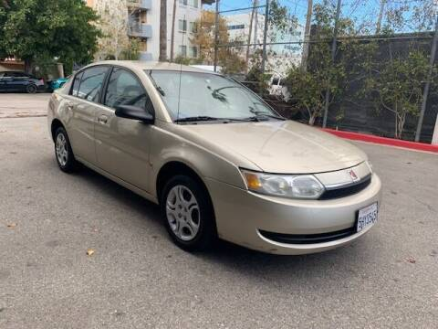 2004 Saturn Ion for sale at Good Vibes Auto Sales in North Hollywood CA