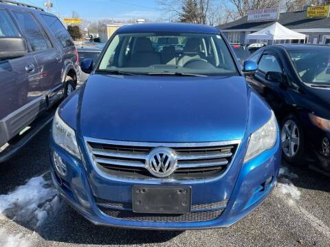 2009 Volkswagen Tiguan for sale at Certified Motors in Bear DE