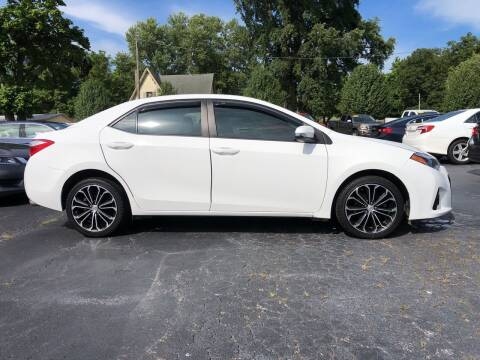 2015 Toyota Corolla for sale at Westview Motors in Hillsboro OH