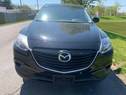 2013 Mazda CX-9 for sale at Luxury Cars Xchange in Lockport IL
