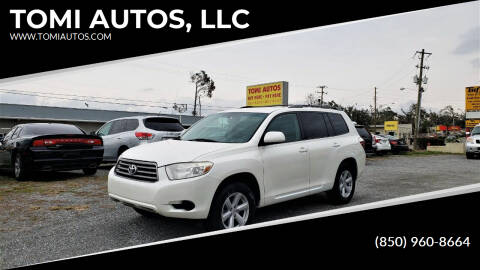 2010 Toyota Highlander for sale at TOMI AUTOS, LLC in Panama City FL