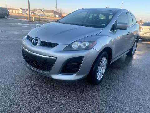 2011 Mazda CX-7 for sale at STL Automotive Group in O'Fallon MO