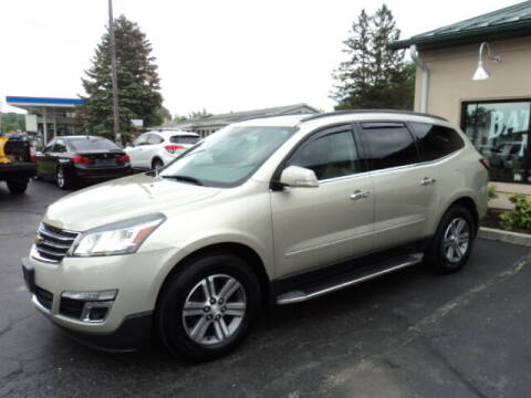 2015 Chevrolet Traverse for sale at BATTENKILL MOTORS in Greenwich NY