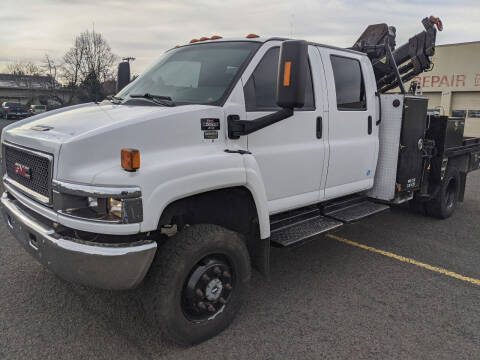 2007 GMC C5500 for sale at Teddy Bear Auto Sales Inc in Portland OR