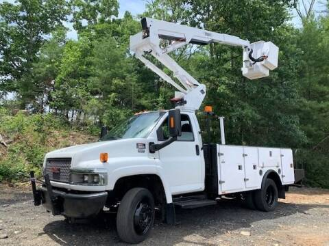 2008 GMC c-5500 for sale at Bay Road Truck in Rowley MA