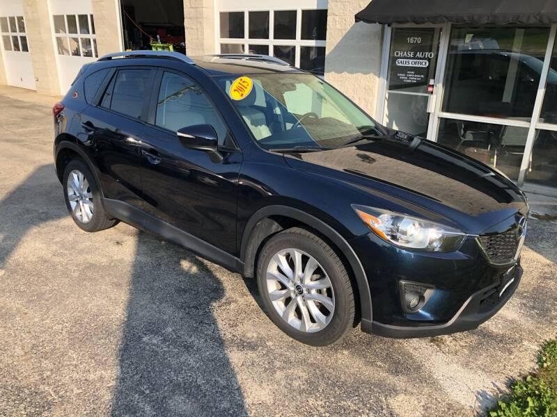 2015 Mazda CX-5 for sale at Cresthill Auto Sales Enterprises LTD in Crest Hill IL