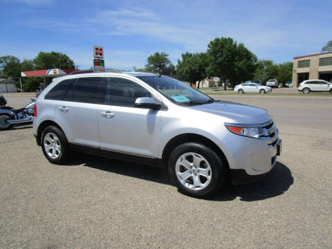 2014 Ford Edge for sale at Padgett Auto Sales in Aberdeen SD