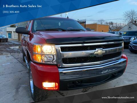 2007 Chevrolet Silverado 1500 for sale at 3 Brothers Auto Sales Inc in Detroit MI