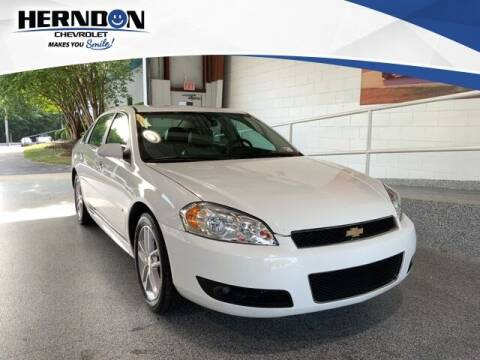2016 Chevrolet Impala Limited for sale at Herndon Chevrolet in Lexington SC