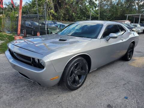 2013 Dodge Challenger for sale at America Auto Wholesale Inc in Miami FL