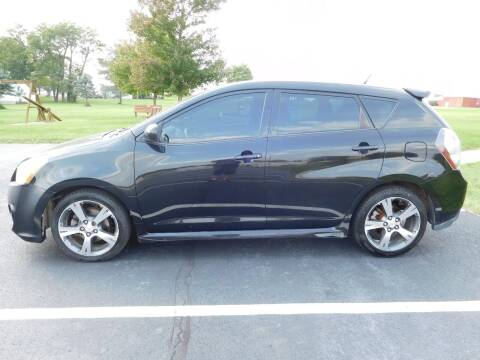 2009 Pontiac Vibe for sale at WESTERN RESERVE AUTO SALES in Beloit OH