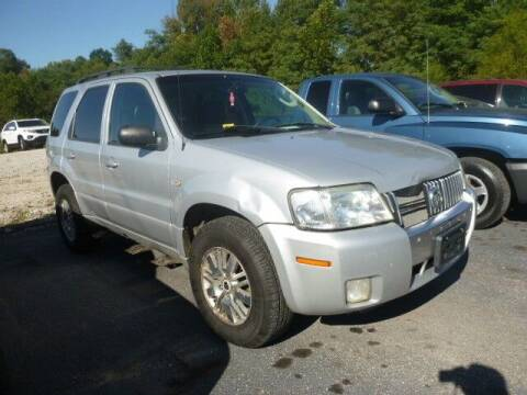 2005 Mercury Mariner for sale at Gillie Hyde Auto Group in Glasgow KY