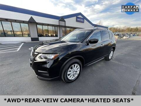2020 Nissan Rogue for sale at Impex Auto Sales in Greensboro NC