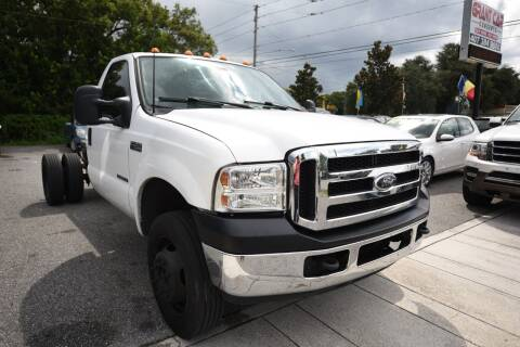 2000 Ford F-450 Super Duty for sale at Grant Car Concepts in Orlando FL