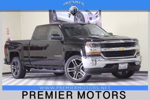 2016 Chevrolet Silverado 1500 for sale at Premier Motors in Hayward CA